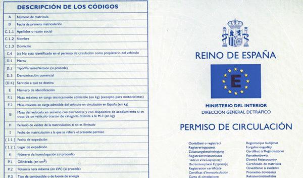 DUPLICADOS DE PERMISO DE CONDUCIR O DE PERMISO DE CIRCULACIÓN